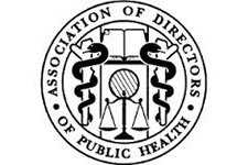 Association of Directors of Public Health logo