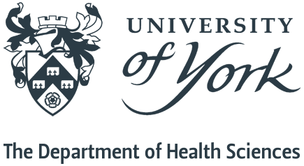 University of York Department of Health Sciences logo