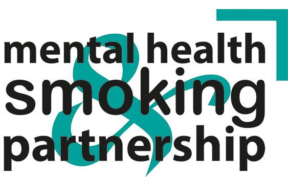 Mental Health & Smoking Partnership logo
